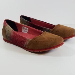 SOREL Yaquina Moc Loafer Flat Size 8.5